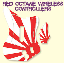 Red Octane Wireless Controller